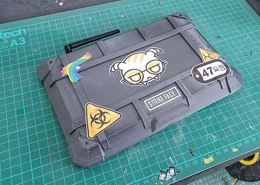 Dokkaebi Tablet from Rainbow Six Siege