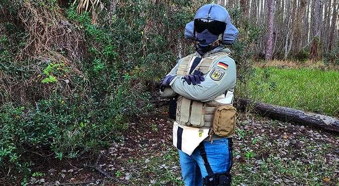 Rainbow Six Siege Cosplay Jager
