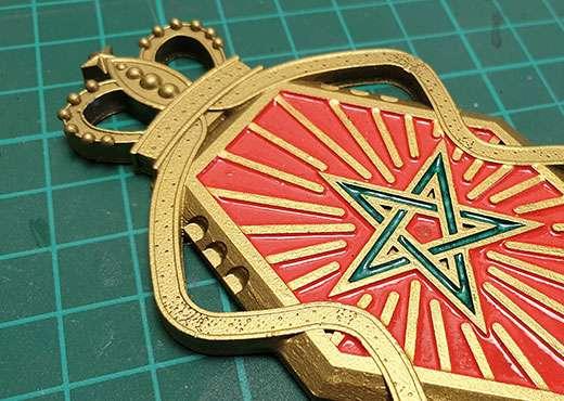 GIGR badge from Rainbow Six Siege