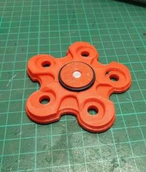 Hibana Fidget Spinner