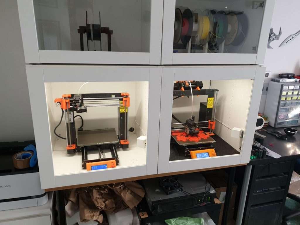 Prusa 3D Printers