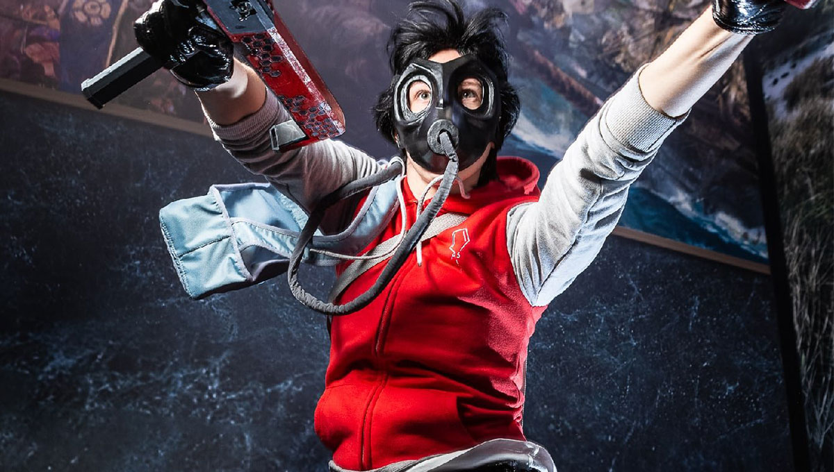 Smoke Cosplay by Elly_Nell