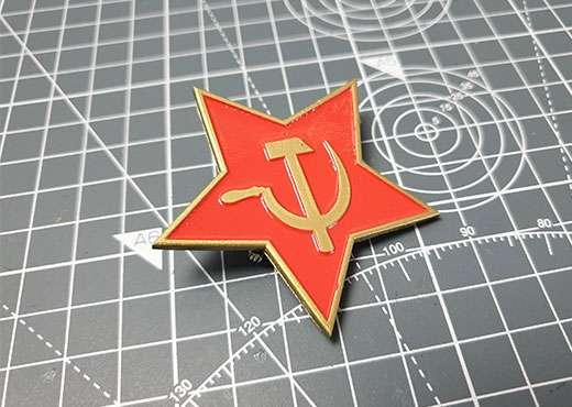 Spetsnaz Pin